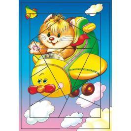 Дрофа-Медиа Пазл для малышей Прогулка на самолете
