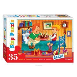 Step Puzzle Пазл для малышей День рождения