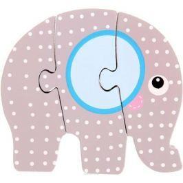 Лесная мастерская Пазл для малышей Слон 1160411