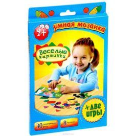 Лас Играс Обучающая игра Умная мозаика Веселые картинки