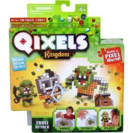 Qixels Мозаика Атака троллей
