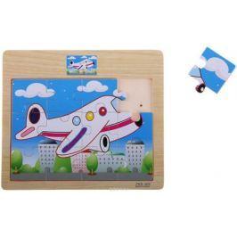 Лесная мастерская Пазл для малышей Самолетик