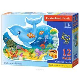 Castorland Пазл для малышей Подводные друзья