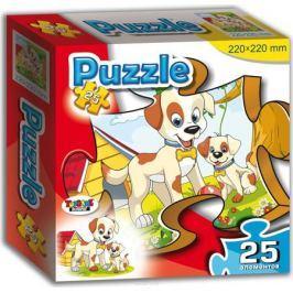 TopGame Пазл для малышей Собачка и щенок