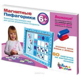 Десятое Королевство Обучающая игра Магнитные Пифагорики 6+