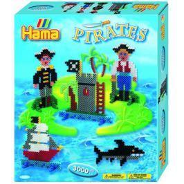 Hama Термомозаика Midi Пираты