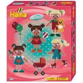 Hama Термомозаика Midi Куколки