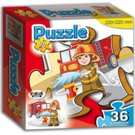 TopGame Пазл для малышей Пожарный