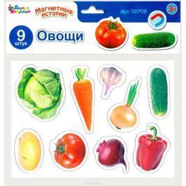 Десятое Королевство Обучающая игра Магнитные истории Овощи