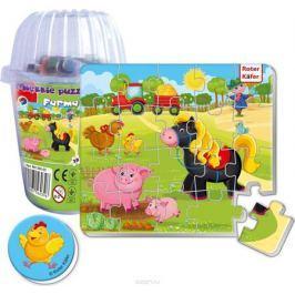 Roter Kafer Пазл для малышей Ферма