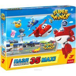 Super Wings Пазл для малышей Вылет
