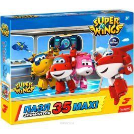 Super Wings Пазл для малышей Планируем полет