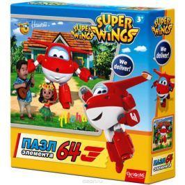 Super Wings Пазл для малышей Гавайские каникулы