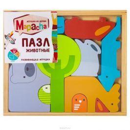 Mapacha Пазл для малышей Животные