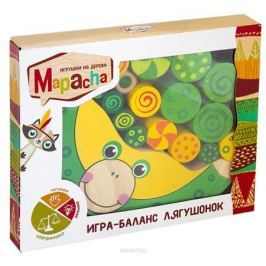Mapacha Обучающая игра Баланс Лягушонок