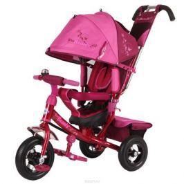 Beauty Велосипед трехколесный цвет красный розовый BA2RP