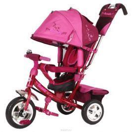 Beauty Велосипед трехколесный цвет красный розовый B2RP