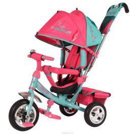 Beauty Велосипед трехколесный цвет мятный розовый B2MP