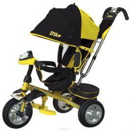 TRIKE Велосипед трехколесный цвет желтый T4Y