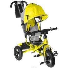 Safari Велосипед трехколесный GT9241 Trike цвет желтый