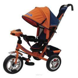 Formula 3 Велосипед трехколесный цвет оранжевый FA3O
