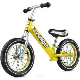 Small Rider Беговел детский Sport Victory Nutrition Foot Racer Air цвет золотистый