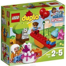 LEGO DUPLO Конструктор День рождения 10832
