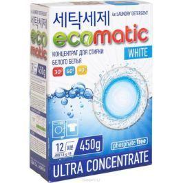 Концентрированный стиральный порошок Ecomatic