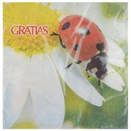 Салфетки бумажные Gratias