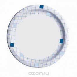 Набор одноразовых бумажных тарелок