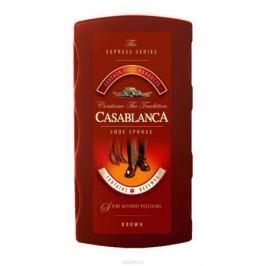 Губка для обуви Casablanca, цвет: коричневый. 1105