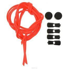 Шнурки силиконовые Hilace Group, цвет: красный. Арт-2869