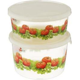 Комплект емкостей для продуктов Giaretti