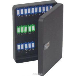 Ящик для 36 ключей Office-Force с кодовым замком, цвет: черный