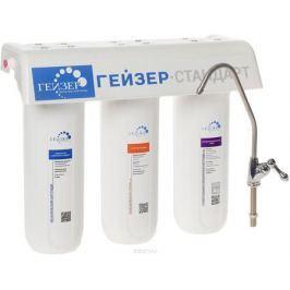 Фильтр для воды стационарный Гейзер