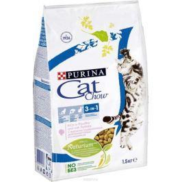 Корм сухой для кошек Cat Chow