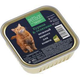 Корм консервированный для кошек Petibon