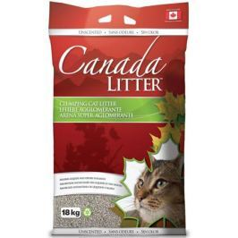 Наполнитель для кошачьих туалетов Canada Litter