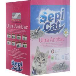 Наполнитель для кошачьих туалетов SepiCat