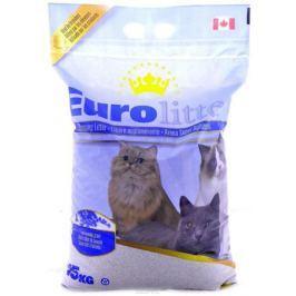 Наполнитель для кошачьих туалетов Eurolitter