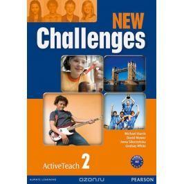 New Challenges. ActiveTeach 2