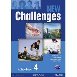 New Challenges. Active Teach 4