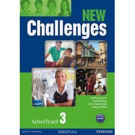 New Challenges. Active Teach 3