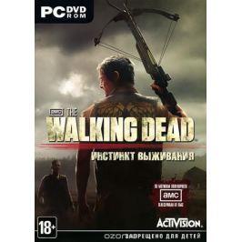 The Walking Dead. Инстинкт выживания (DVD-BOX)
