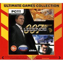 Ultimate Games. 007 Legends