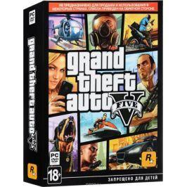 Grand Theft Auto V (7 DVD)