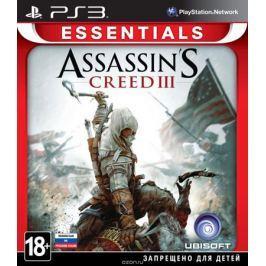 Assassin's Creed 3. Essentials (PS3)