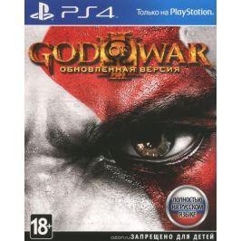 God of War III. Обновленная версия (PS4) Действие (Action)