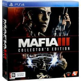 Mafia III. Collector's Edition (PS4)