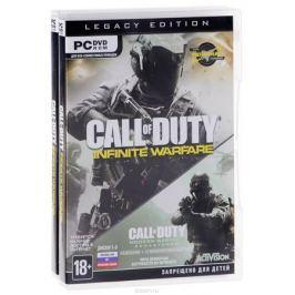 Call of Duty: Infinite Warfare Legacy Edition (6 DVD)
